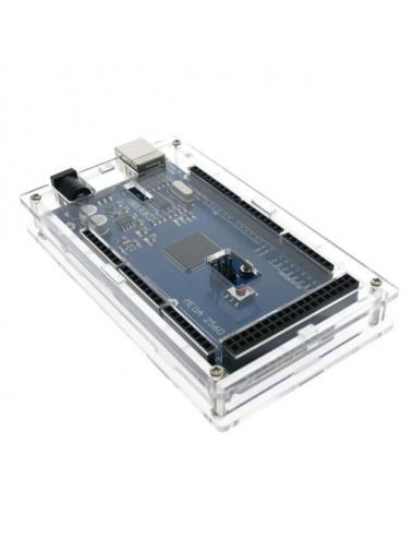 Obudowa dla Arduino Mega2560 przeźroczysta akrylowa