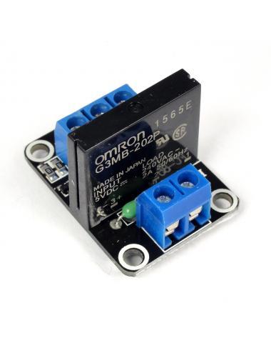 Moduł przekaźnika OMRON SSR 1CH HL 2A/240V AC