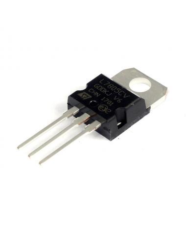 Stabilizator napięcia L7805 LM7805 5V 1.5A TO-220