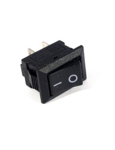 Przełącznik kołyskowy dwustabilny 15x10mm ON-OFF bistabilny