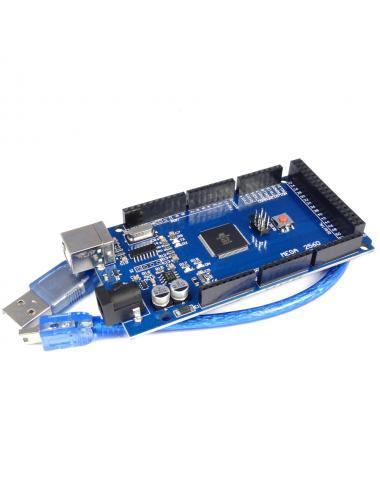 Klon Arduino Mega2560 R3 + kabel USB Mega ATmega2560 CH340 AVR