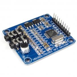 Sprzętowy odtwarzacz MP3 VS1003 moduł z mikrofonem