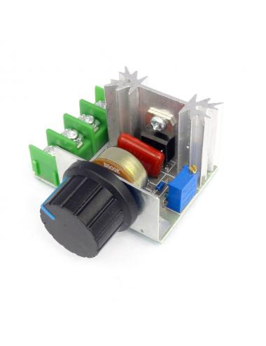 Moduł regulator napięcia obrotów mocy do 2000W i 230V