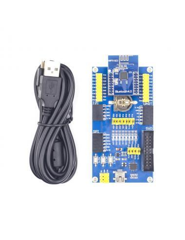 Płytka rozwojowa BLE400 z Bluetooth 4.0 NRF51822