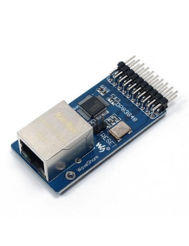 Moduł sieciowy ethernet DP83848 RJ45 SNI RMII