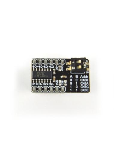 Przetwornik analogowo cyfrowy MCP3424 18-bit 4CH ADC