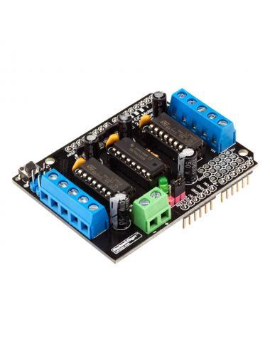 RobotDyn - nakładka Motor Shield L293D Arduino 4 DC/2 krokowe/2 serwa