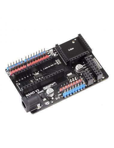 RobotDyn - nakładka Nano Shield I/O Expansion WiFi dla Arduino