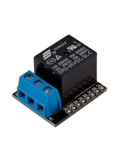 RobotDyn - nakładka z przekaźnikiem Relay Shield WEMOS D1 mini