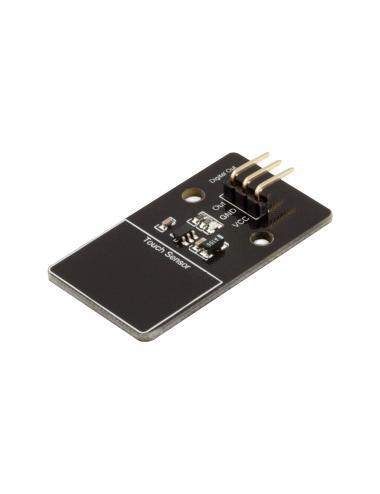 RobotDyn - czujnik dotyku przycisk dotykowy Touch Sensor TTP223