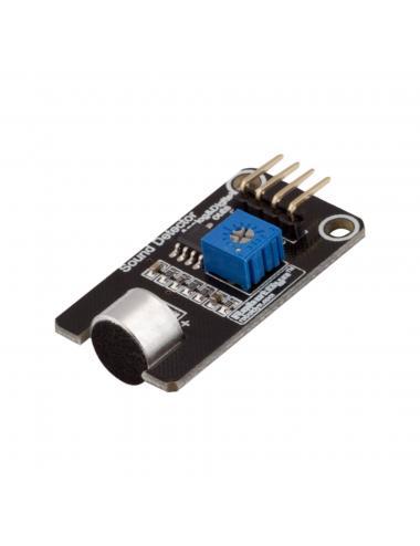 RobotDyn - moduł czujnika dźwięku hałasu z potencjometrem