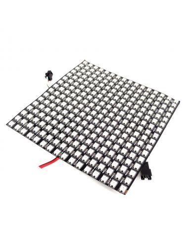 Matryca 16x16 wyświetlacz LED RGB WS2812B NeoPixel