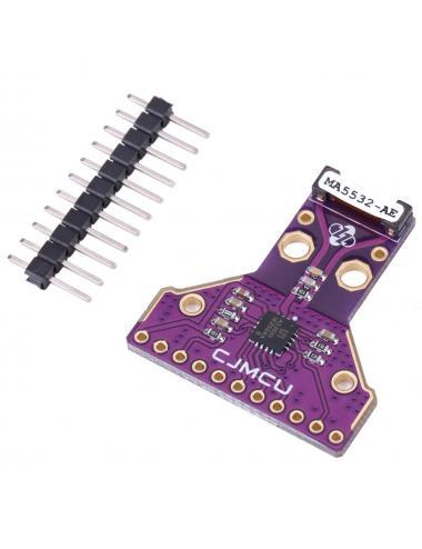 Detektor burzy czujnik piorunów AS3935 MA5532-AE Arduino