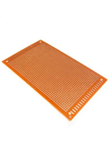 Płytka uniwersalna PCB 9x15 cm raster 2,54