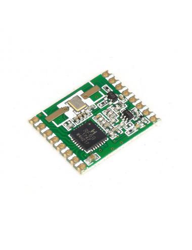 Moduł radiowy RFM69HW 433MHz RF nadajnik/odbiornik transceiver