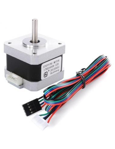 Silnik krokowy NEMA17 - 17HS4401 - do drukarki 3D, CNC, RepRap 42mm