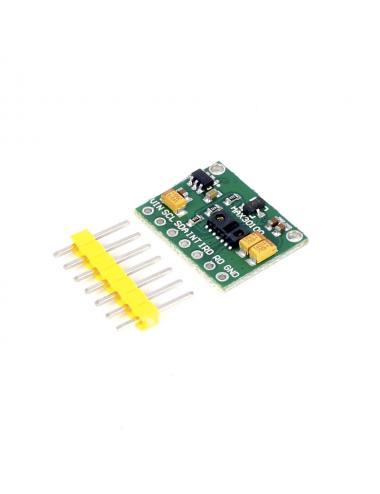 Pulsoksymetr pulsometr czujnik pulsu i natlenienia krwi MAX30100 pulsomierz tlenomierz Arduino