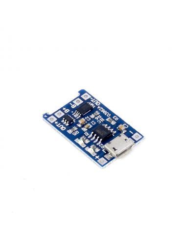 Ładowarka przetwornica USB Li-ION TP4056 Micro USB z zabezpieczeniem