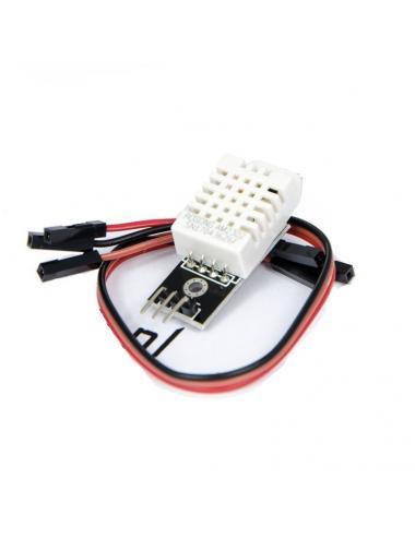 Czujnik Temperatury i Wilgotności DHT22 na płytce