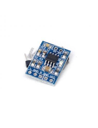 Moduł wzmacniacz mocy audio 3W 5V HXJ8002