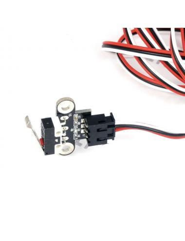 Mechaniczny czujnik krańcowy do drukarki 3d reprap wyłącznik z przewodem