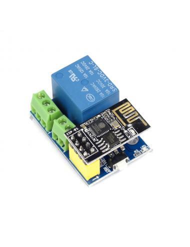 Moduł przekaźnika z WiFi ESP-01 ESP8266