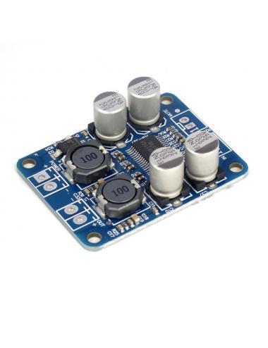 Wzmacniacz audio moc 60W mono TPA3118 12-24V