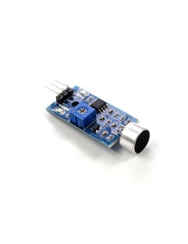 Czujnik hałasu sensor dźwięku głosu AVR Arduino