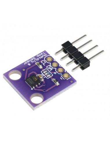 Si7021 cyfrowy czujnik wilgotności i temperatury I2C