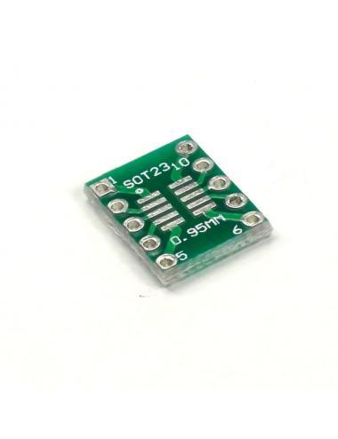 Przejściówka adapter SO10...