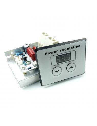 Regulator napięcia obrotów mocy do 10000W 230V 10kW