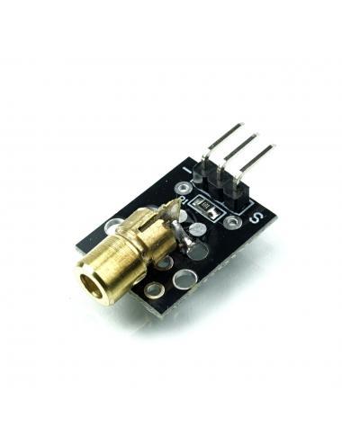Moduł diody laserowej 650nm...