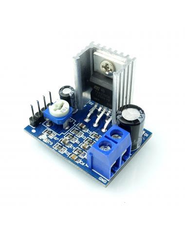 Moduł wzmacniacza audio TDA2030A 18W mono 6V-12V