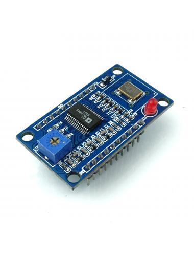 Generator funkcyjny DDS AD9850 40 MHz sinusoida/prostokąt