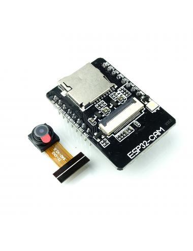 ESP32-CAM z kamerą OV2640 WiFi + Bluetooth