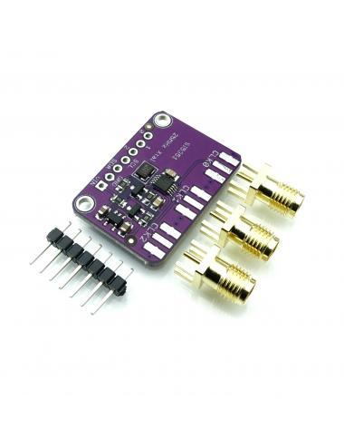 Generator sygnału Si5351A 8 kHz - 160 MHz I2C SMA