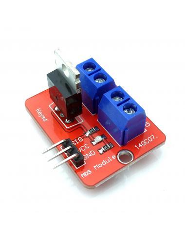 Moduł mocy PWM IRF520 MOSFET Arduino Raspberry