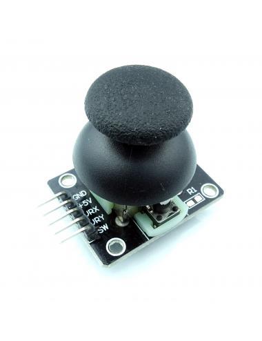 Joystick analogowy gałka z przyciskiem moduł na 5V X/Y Thumb
