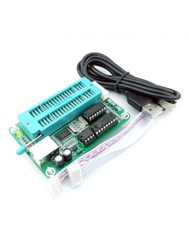 Programator PIC USB K150 ICSP z kablem