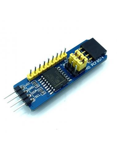 Ekspander portów wyprowadzeń 8-bit PCF8574 PCF8574T