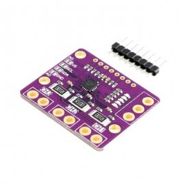 Moduł INA3221 pomiaru napięcia i natężenia 3 kanałowy I2C