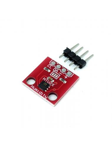 Cyfrowy czujnik temperatury i wilgotności HTU21D HTU2X
