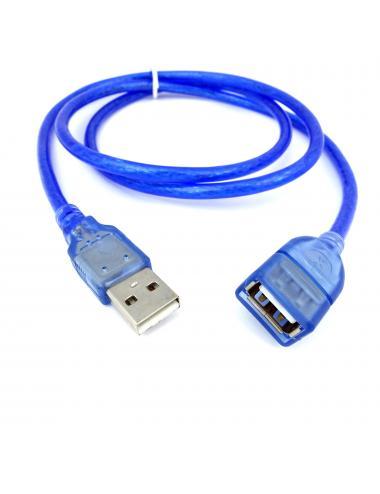 Przedłużka USB męsko-żeńska...