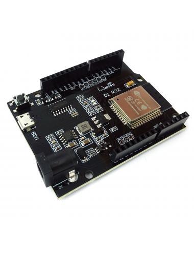 Wemos D1 UNO R32 na ESP32 WIFI Bluetooth Arduino