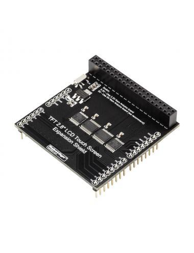 "RobotDyn - LCD 2.8"" shield..."