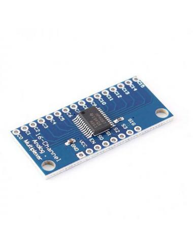 Multiplekser 16 kanałów CD74HC4067 analogowo cyfrowy