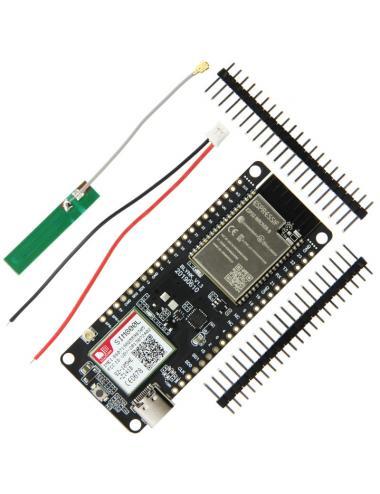 Moduł ESP32 z SIM800L WiFi i Bluetooth TTGO T-CALL LilyGO GSM
