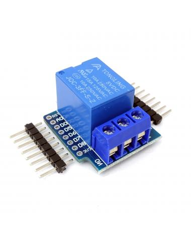 Wemos D1 Mini Relay Shield przekaźnik V2