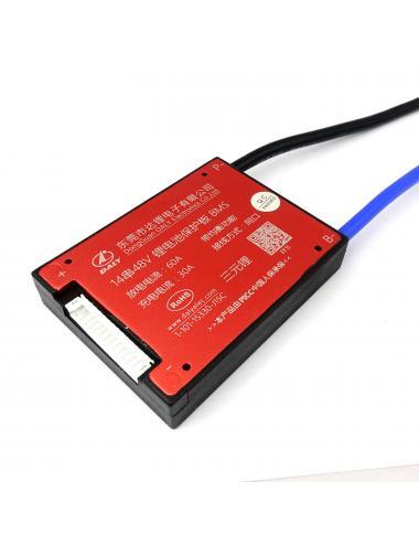 Moduł ładowania BMS 14S 60A 51.8V balanser IP67