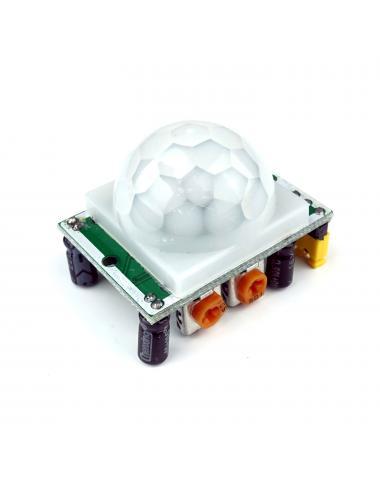 Czujnik Ruchu Detektor PIR HC-SR501 Regulacja Czułości
